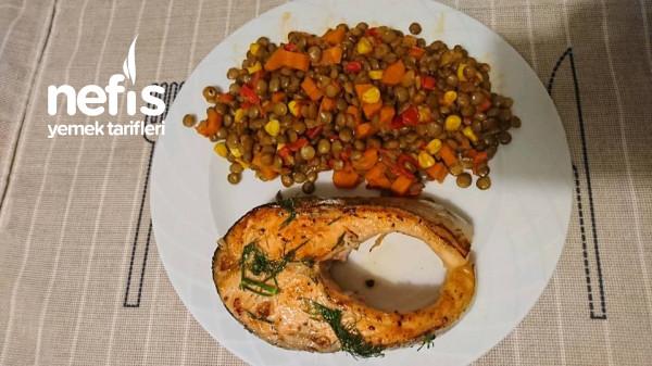 Mercimek Yemeği (Vejetaryen – Vegan)