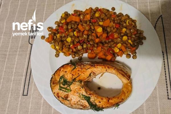 Mercimek Yemeği (Vejetaryen – Vegan) Tarifi