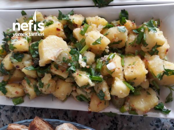 Patates Salatasi