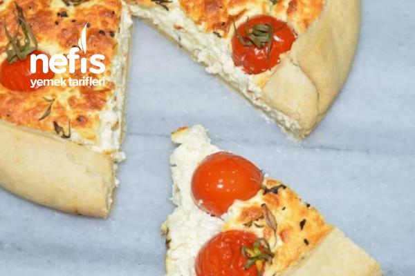 Peynirli Kiş Tarifi