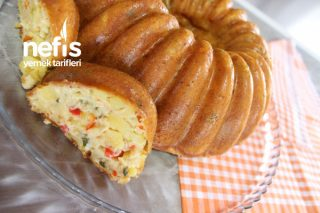 10 Dakikada Hazırlayabileceğiniz Patates Kek Tarifi