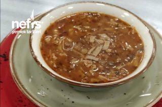 Bacak Çorbası Tarifi
