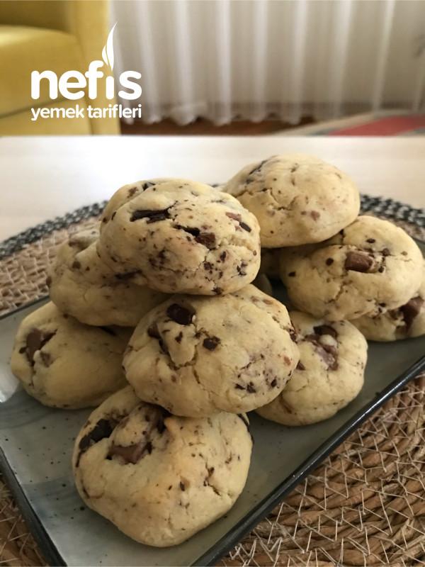 Çikolatalı Kurabiye Cookie