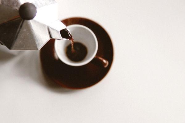 moka pot kahvesi
