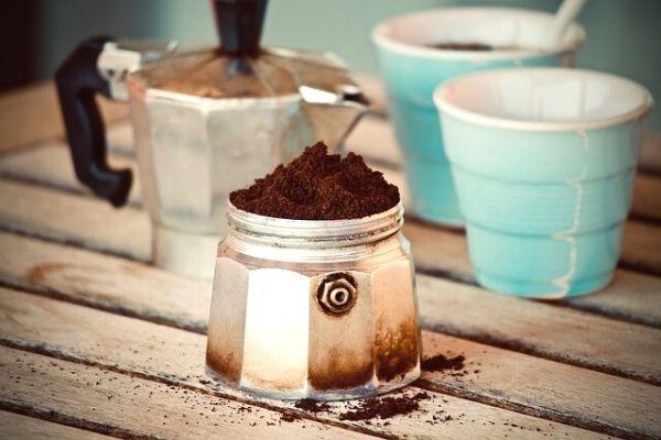 moka potta espresso