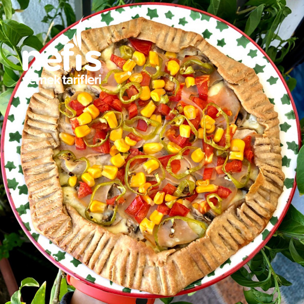 Pizza Galette