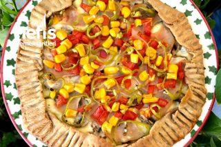 Pizza Galette Tarifi