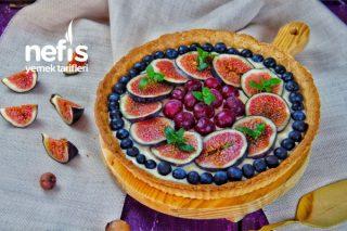 Teramyağlı Meyveli Tart Tarifi