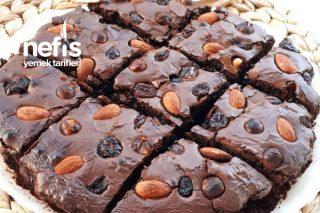 Teremyağlı Brownie Tarifi