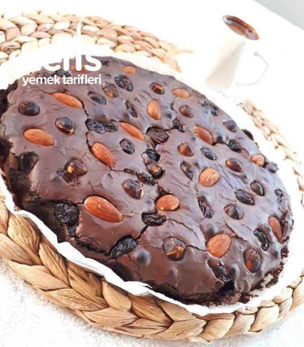 Teremyağlı Brownie