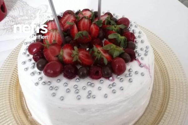 Teremyağlı Doğum Günü Pastası