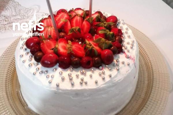 Teremyağlı Doğum Günü Pastası Tarifi