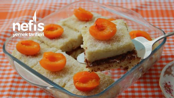 10 Dakikada Hazır İrmik Tatlısı(videolu)
