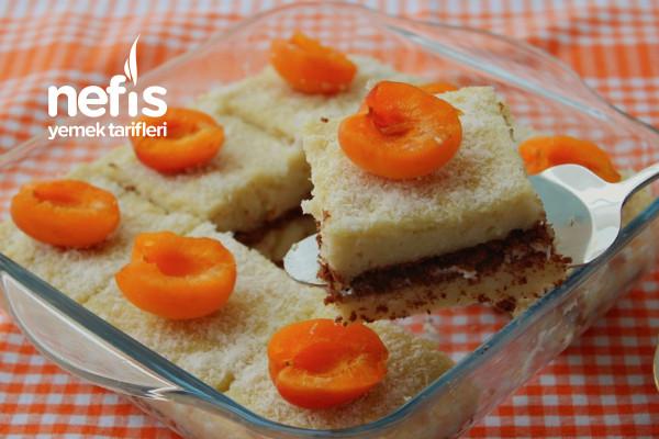 10 Dakikada Hazır İrmik Tatlısı (Videolu) Tarifi