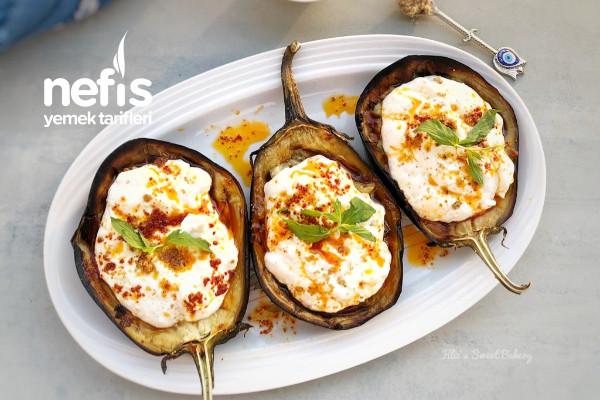 Baharatlı Yoğurtlu Patlıcan Çanakları Tarifi