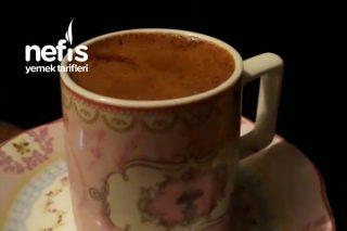 Bol Bol Köpüklü Kahve Tarifi