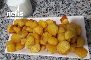 Fırında Leziz Patates Kızartması Tarifi