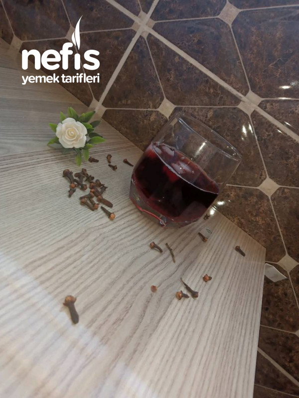 Hibuskus Şerbeti (Narçiçeği Şerbeti)