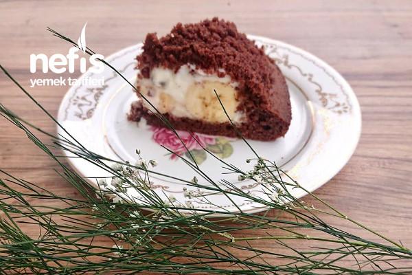 Teremyağlı Köstebek Pasta Tarifi