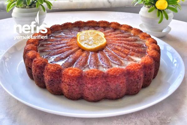 Limon Glazürlü Kek Tarifi
