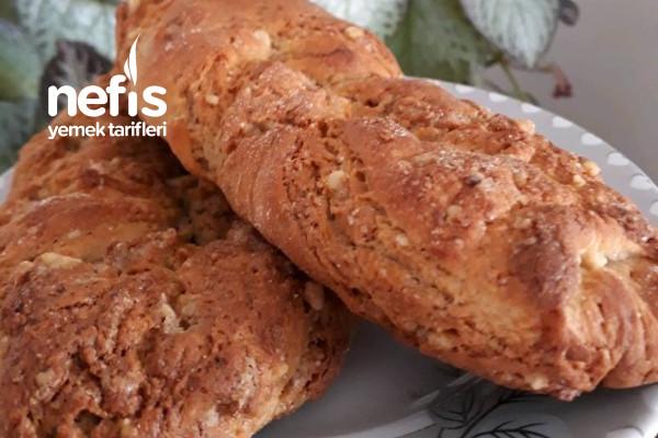 Teremyağlı Tahinli Çörek Tarifi
