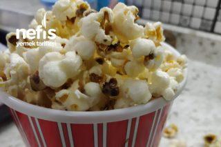 Caramel Popcorn Tarifi