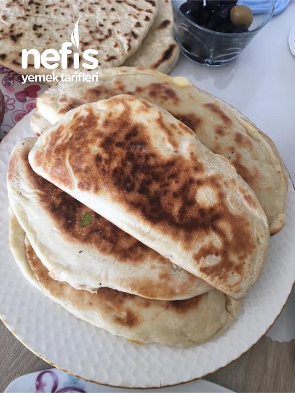 İçli Tava Böreği (İşkili)