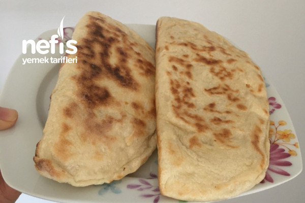 İçli Tava Böreği (İşkili) Tarifi