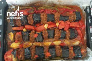 Patlıcan Kebabı (Balcan Kebabı) Antep Yöresi Tarifi