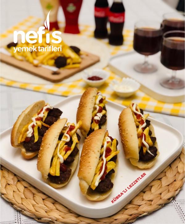 Sandviç – Köfte – Tarifi