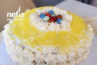 Sarı Papatyama Sarı Pasta Tarifi