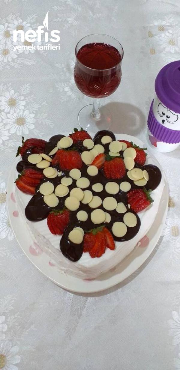 Teremyağlı Romantik Pastam
