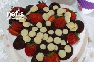 Teremyağlı Romantik Pastam Tarifi