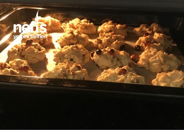 Yedikçe yedirten kurabiye