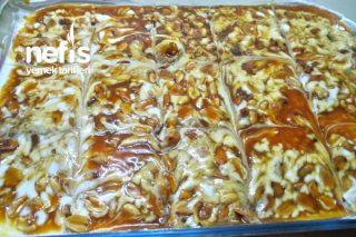 Fıstıklı Karamel Pasta Tarifi