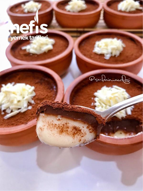 Çikolatalı Muhallebi