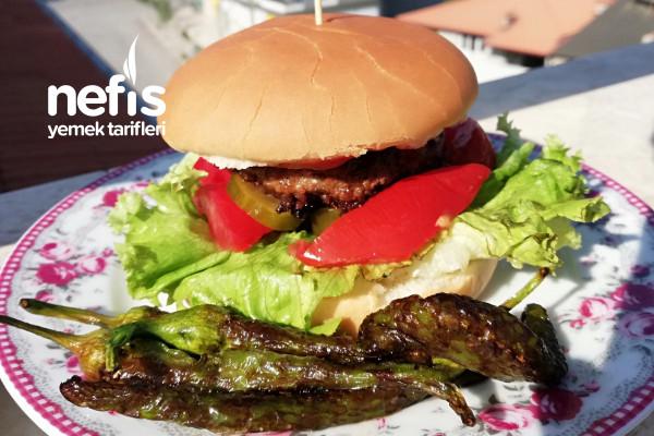 Hamburger Köfte Tarifi