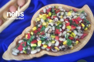 Sağlık Ve Lezzetin Eşsiz Uyumu: Kuru Börülce Salatası Tarifi