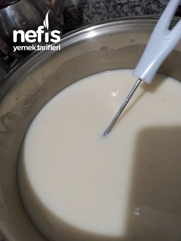10 Dakika da Yoğurt çorbası,hem Lezzetli,hem Kolay