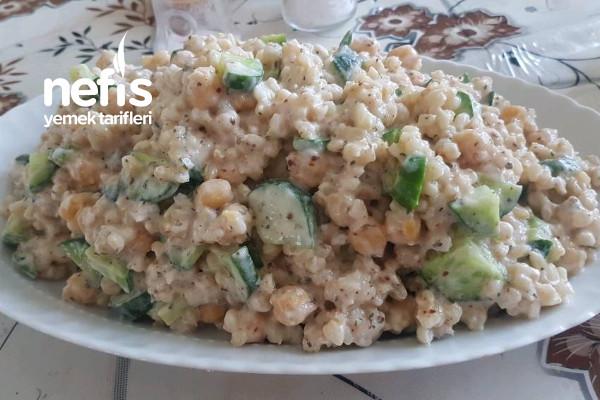 Buğday Salatası Tarifi