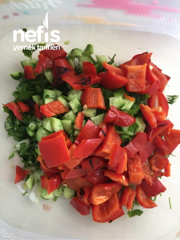 Diyet İçin Uygun Brokoli Salatası