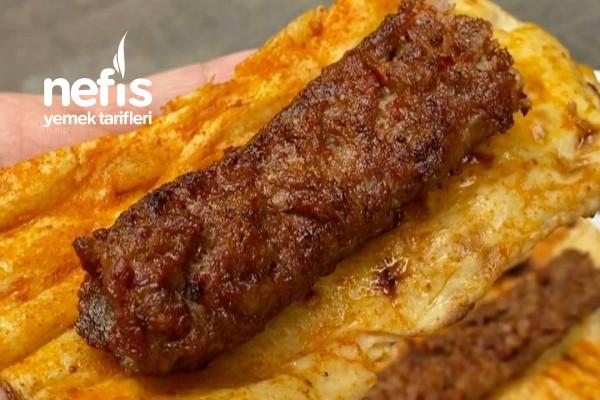Evde Pratik Adana Kebabı Tarifi