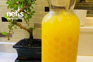 Kolay Limonata Tarifi