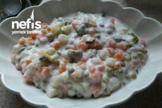 Mis Gibi Rus Salatası Tarifi