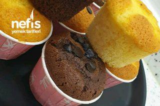 Muffin Kek (Püf Noktasıyla) Tarifi