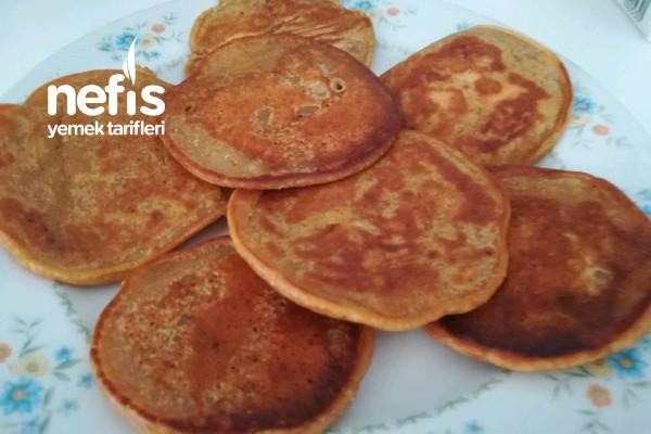 Yumurtasız Pankek Tarifi