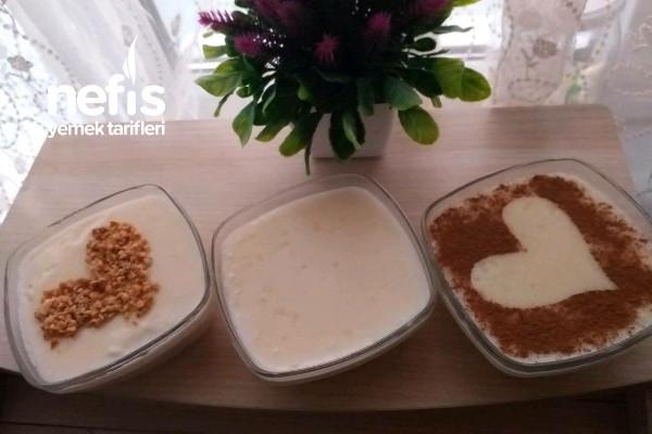 Anneanne Sütlacı (+8 Ay Bebeklerde Yiyebilir) Tarifi
