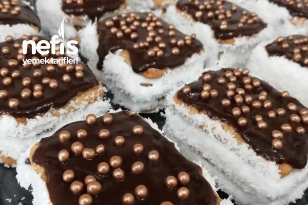 Burçak Bisküvili Pasta Tarifi