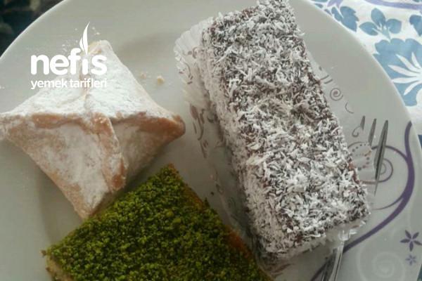 Teremyağlı Çikolata Soslu İngiliz Keki Tarifi