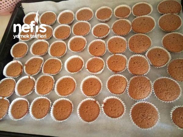 Cupcake(Frambuaz Soslu)